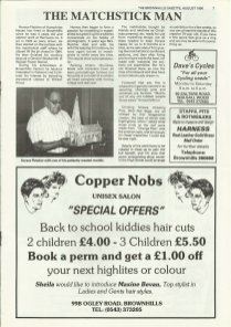Brownhills Gazette August 1990 issue 11_000007