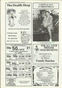 Brownhills Gazette July 1990 issue 10_000006