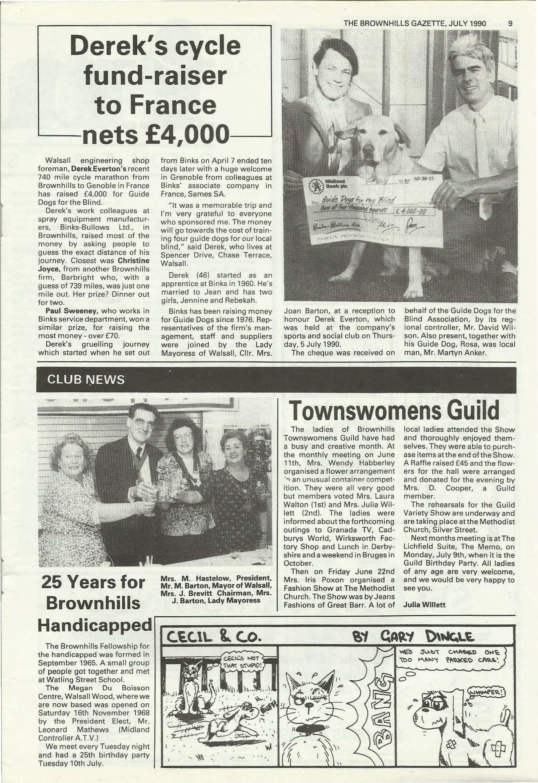 Brownhills Gazette July 1990 issue 10_000009