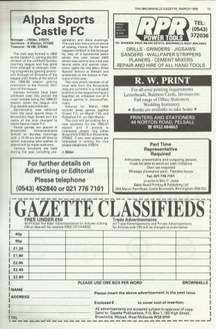 Brownhills Gazette March 1990 issue 6_000015