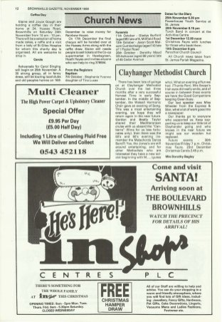 Brownhills Gazette November 1990 issue 14_000012