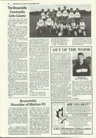 Brownhills Gazette November 1990 issue 14_000026