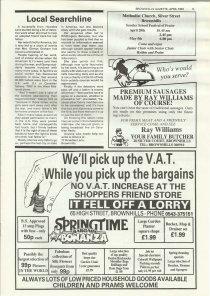Brownhills Gazette April 1991 issue 19_000005