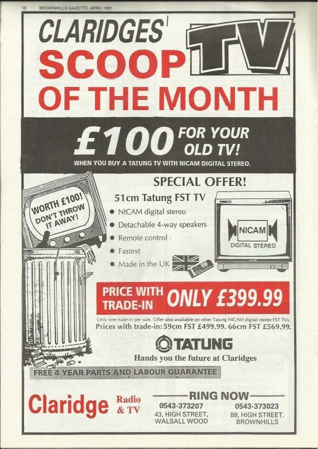 Brownhills Gazette April 1991 issue 19_000016