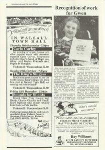 Brownhills Gazette August 1991 issue 23_000006