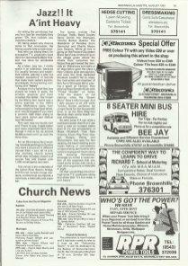 Brownhills Gazette August 1991 issue 23_000019