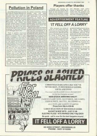 Brownhills Gazette December 1990 Issue 15_000012