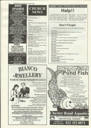 Brownhills Gazette June 1991 issue 21_000012