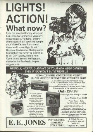 Brownhills Gazette May 1991 issue 20_000013