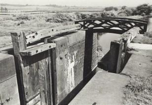 Ogley Locks, Whitsun 1958.
