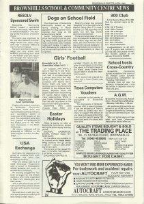 Brownhills Gazette April 1992 issue 31_000019