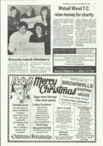 Brownhills Gazette December 1991 issue 27_000005
