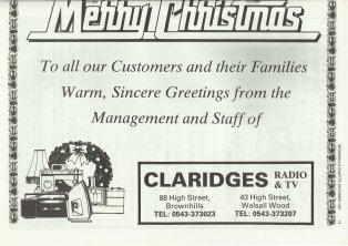 Brownhills Gazette December 1991 issue 27_000013