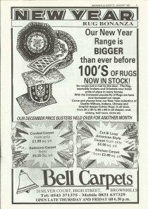 Brownhills Gazette January 1992 issue 28_000005
