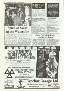 Brownhills Gazette January 1992 issue 28_000006