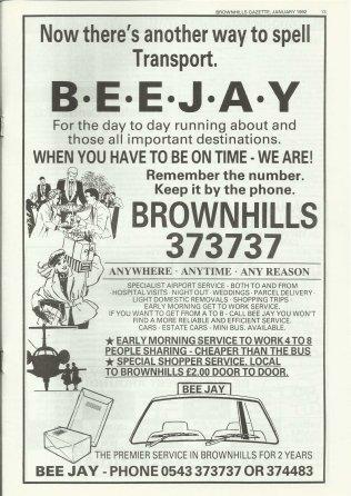 Brownhills Gazette January 1992 issue 28_000013