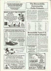 Brownhills Gazette January 1992 issue 28_000018