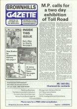 Brownhills Gazette October 1991 issue 25_000001