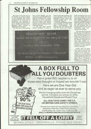 Brownhills Gazette October 1991 issue 25_000012