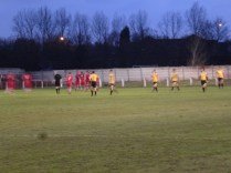 After a much needed break at half time the play resumed to a more open game with Walsall Wood working hard and eventually scoring two excellent well-worked goals