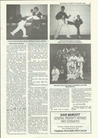 Brownhills Gazette January 1993 issue 40_000013