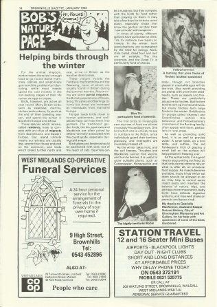 Brownhills Gazette January 1993 issue 40_000014