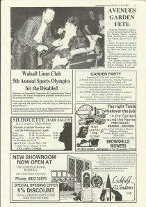 Brownhills Gazette July 1992 issue 34_000005
