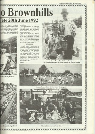 Brownhills Gazette July 1992 issue 34_000013