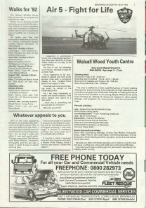 Brownhills Gazette May 1992 issue 32_000007