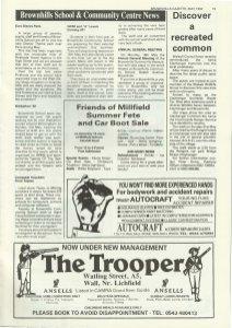 Brownhills Gazette May 1992 issue 32_000019