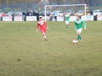 One of Brocton's good through runs and passes about to start here. There were quite a few.