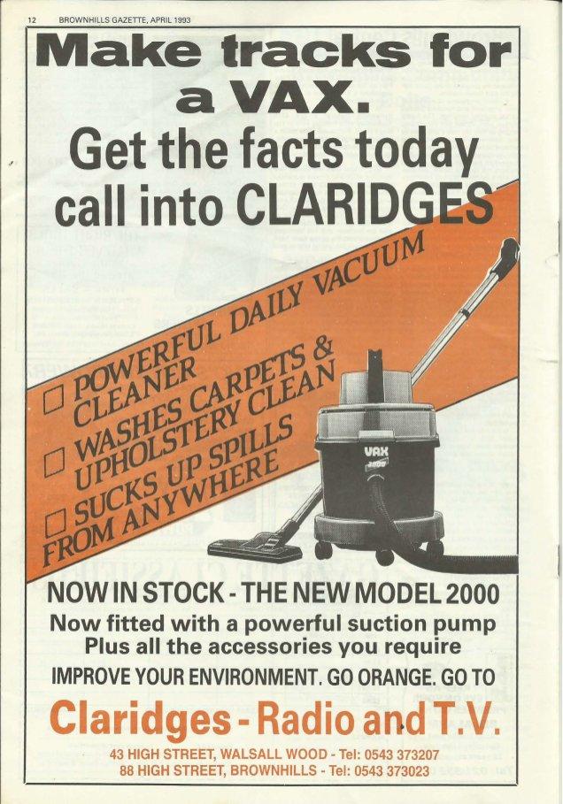 Brownhills Gazette April 1993 issue 43_000012