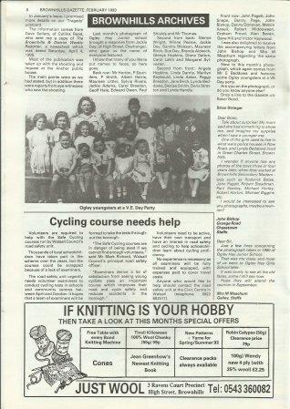 Brownhills Gazette February 1993 issue 41_000008