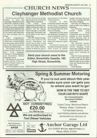 Brownhills Gazette July 1993 issue 46_000013