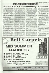 Brownhills Gazette June 1993 issue 45_000007