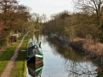 Canal near Middleton Bridge