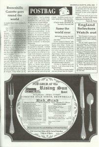 Brownhills Gazette April 1994 issue 55_000007