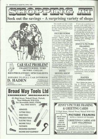 Brownhills Gazette April 1994 issue 55_000012