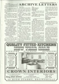 Brownhills Gazette December 1993 issue 51_000007