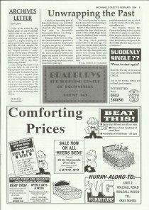 Brownhills Gazette February 1994 issue 53_000005