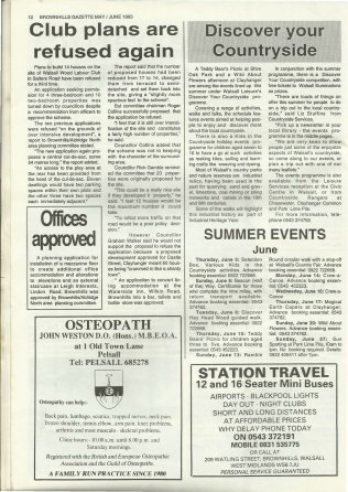 Brownhills Gazette May 1993 issue 44_000012