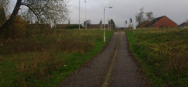 black path slope