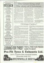 Brownhills Gazette December 1994 issue 63_000002