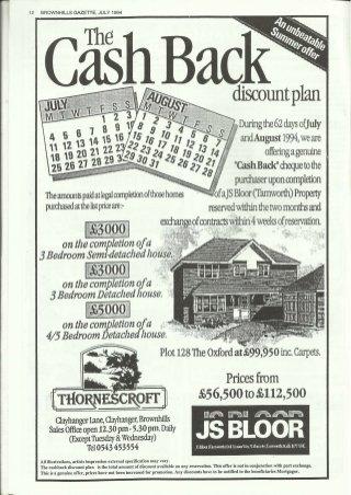 Brownhills Gazette July 1994 issue 58_000012