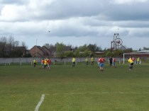 Sky soccer, on Sunday