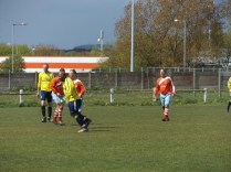 Creative mid-field soccer