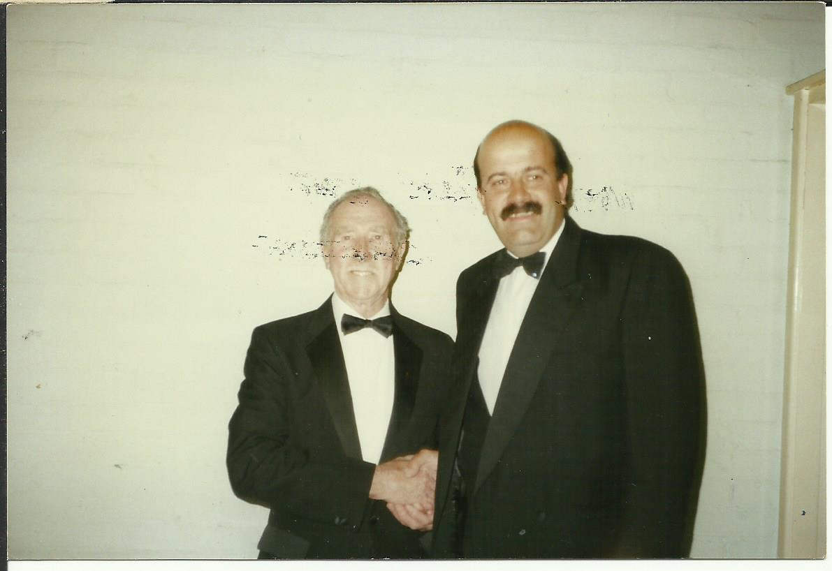 With Willie Thorn