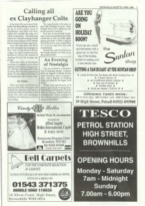 Brownhills Gazette April 1995 issue 67_000007