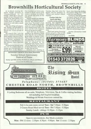 Brownhills Gazette April 1995 issue 67_000013