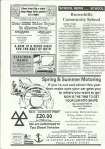 Brownhills Gazette April 1995 issue 67_000018